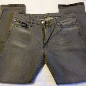 Levi's 504 Regular Straight Jean 34x30